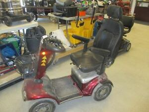 ONLINE AUCTION 5 Mobility Scooters