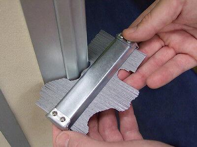 Contour Gauge Metal Professional Profile Guage Tiling ...