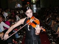 Wedding & Events Violinist / Rachel Somerset - The Wedding Violinist