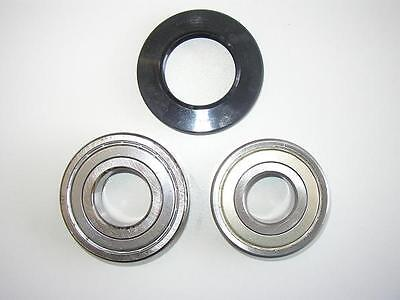 Miele Front Loader Washing Machine Drum Shaft Seal Bearing Kit W1916 W1918 W1926, used for sale  Shipping to Nigeria