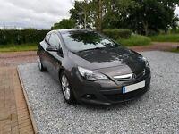 2013 Vauxhall Astra GTC 2.0 CDTi SRi automatic.