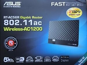 NEW ASUS DUAL-BAND WIRELESS FAST SPEED ROUTER