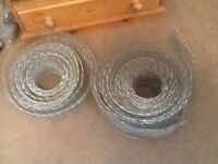 STEEL REINFORCING MESH -two rolls