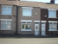Recently refurbished 2 bed House, Brenda Rd Hartlepool. NO Bond Required & Housing Benefit Welcome