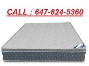 MATTRESS PROMOTION !! DELIVERY AVAILABLE CALL – 647-624-5360  MA