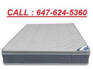 MATTRESS AND BOX SALE START FROM $150 & QUEEN FOR $200