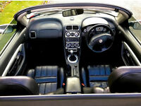 MGF 1.8i Manual Convertible – Low Millage – Lots Of Upgrades