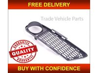 BMW 3 E90 E91 2005-2008 M-SPORT FRONT BUMPER FOG GRILLE PASSENGER SIDE NEW FREEE DELIVERY