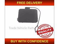 BMW 3 E90 E91 2005-2008 FRONT BUMPER TOWING EYE COVER NEW INSURANCE APPROVED FREE DELIVERY