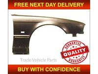 BMW 5 E34 1988-1996 FRONT WING PRIMED DRIVER SIDE NEW INSURANCE APPROVED FREE DELIVERY