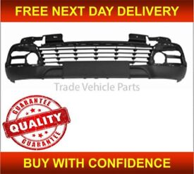 RENAULT CAPTUR 2013-2016 FRONT BUMPER LOWER PART BLACK TEXTURED NEW INSURANCE APPROVED FREE DELIVERY