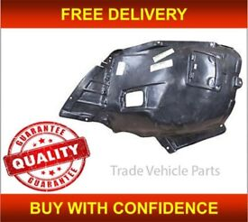 Bmw 3 E90 2005-2008 Front Wing Front Section Arch Liner Splash Guard Driver Side