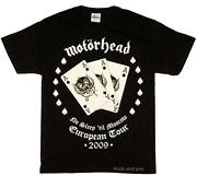 Motorhead Tour Shirt