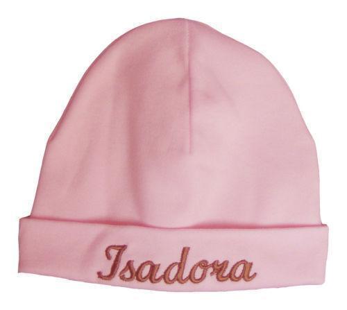076af01bf12 Personalised Baby Hat