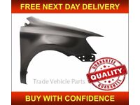 VW POLO 2009- FRONT WING DRIVER SIDE NEW INSURANCE APPROVED HIGH QUALITY NEW FREE DELIVERY