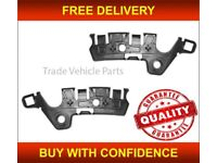 RENAULT MEGANE 2008-2016 FRONT BUMPER BRACKET PAIR LEFT & RIGHT NEW HIGH QUALITY NEW FREE DELIVERY