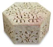 Soapstone Box