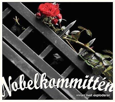 Nobelkommitten - Innan Livet Exploderar [New CD]