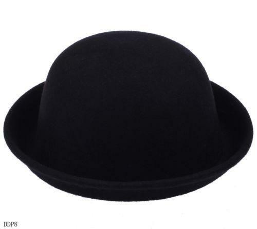 78fd9f529de70 Girls Bowler Hat