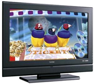 """ViewSonic 42"""" 1080p LCD TV Viewsonic 42 inch 1080p LCD TV work"""