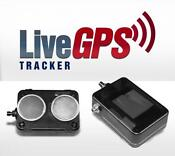 Hidden GPS Tracking Device