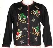 Ugly Tacky Christmas Sweater