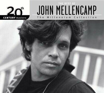 20th Century Masters: The Best of John Mellencamp (CD, Jul-2012, Mercury)