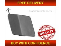 TOYOTA YARIS 2009-2011 FRONT BUMPER TOWING EYE COVER NEW INSURANCE APPROVED NEW FREE DELIVERY