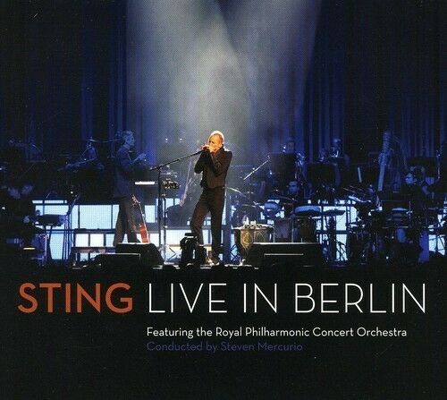 Sting - Sting: Live in Berlin [New CD] With DVD, Digipack Packaging