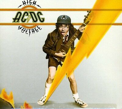Ac Dc   High Voltage  New Cd  Deluxe Edition  Rmst