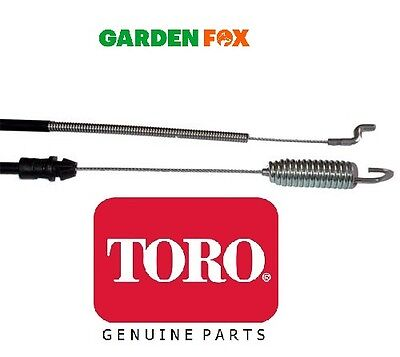 savers Genuine TORO Traction CLUTCH CABLE (20654, 20655, 20656) 100-3936 - 764