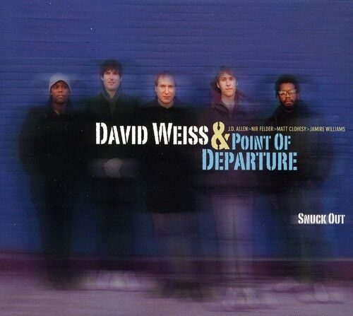 David Weiss, David Weiss & Point of Departure - Snuck Out [New CD] Digipack Pack
