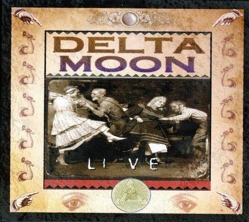 Delta Moon - Live [New CD]