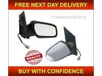 Focus Mk1 1998-2004 Door Wing Mirror Manual Primed O//S Driver Right