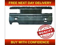 Bmw 3 E30 1988-1991 Rear Bumper Panel Complete Twin Exhaust Type High Quality
