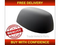 Door Wing Mirror Manual Primed Cover Right Side O//S Nissan Note 2006-2013 New