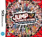 Jump Ultimate Stars Video Games