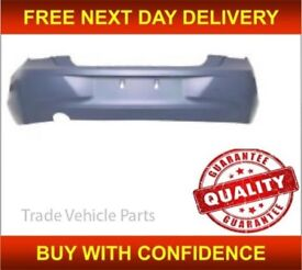 Bmw 1 Series F21 2012-2015 Rear Bumper Primed No Pdc Insurance Approved New