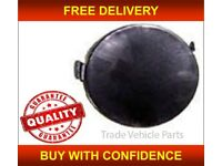 TOYOTA YARIS 2006-2009 FRONT BUMPER TOWING EYE COVER NEW INSURANCE APPROVED NEW FREE DELIVERY