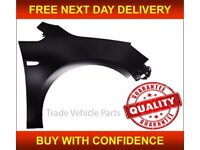 VAUXHALL ASTRA J 5DR 2009>2015 FRONT WING DRIVER SIDE NEW INSURANCE APPROVED FREE DELIVERY