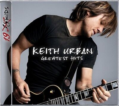Keith Urban   Greatest Hits  New Cd  Bonus Track