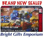 Fortress Maximus Transformers & Robot Action Figures