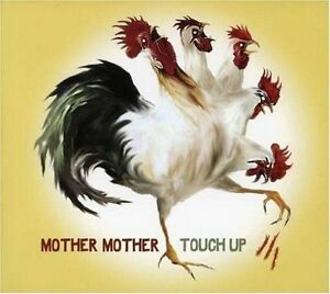 Mother Mother first album touch up near mint