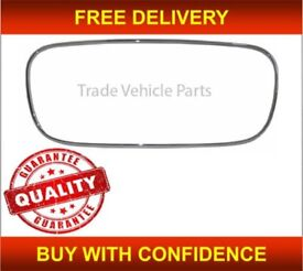 CITROEN C1 2009-2012 FRONT GRILLE FRAME MOULDING CHROME NEW INSURANCE APPROVED FREE DELIVERY