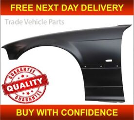 Bmw 3 E36 Coupe 1996-1999 Front Wing Passenger Side With Small Hole High Quality