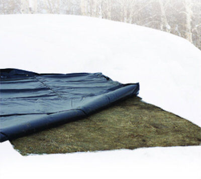 Ground Thawing - Powerblanket EH0202 Ground Thawing Electric Blanket, 2' x 2'
