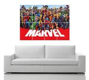 Large Spiderman Poster