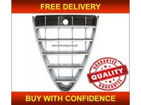 Alfa Romeo 147 2007-2011 Front Bumper Top Main Grille Chrome New High Quality
