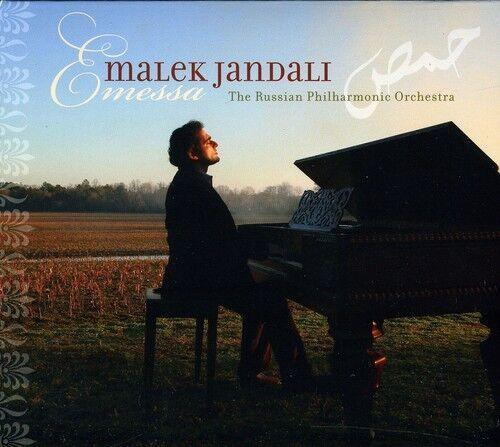Russian Philharmonic Orchestra, Malek Jandali - Emessa (Homs) [New CD]