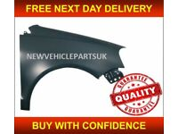 VW POLO 2005-2009 FRONT WING DRIVER SIDE NEW HIGH QUALITY INSURANCE APPROVED FREE DELIVERY